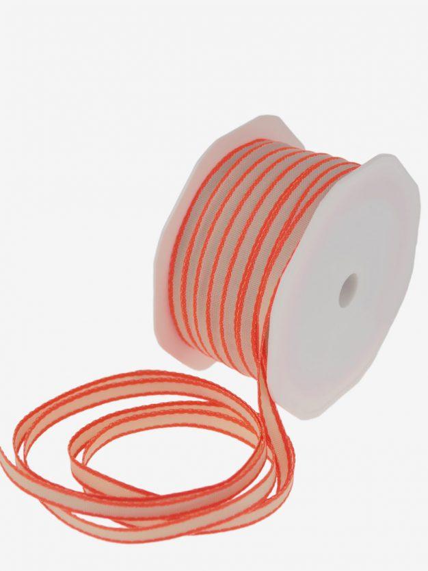 geschenkband-natur-webkante-neon-orange-schmal
